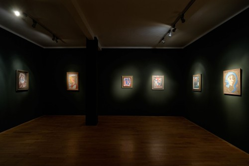 Exhibition | Josef Čapek: An Exhibition of a Legend of the Twentieth Century | 13. 6. –  6. 7. 2009 | (5.12. 17 06:46:51)