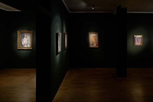 Exhibition | Josef Čapek: An Exhibition of a Legend of the Twentieth Century | 13. 6. –  6. 7. 2009 | (5.12. 17 06:46:56)