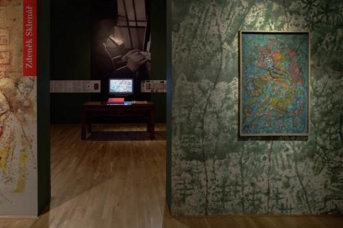 Výstava | Zdeněk Sklenář – Zpěvy staré Číny | 29. 5. –  31. 8. 2009 | (5.12. 17 06:49:44)