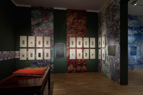 Výstava | Zdeněk Sklenář – Zpěvy staré Číny | 29. 5. –  31. 8. 2009 | (5.12. 17 06:49:46)