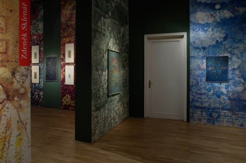 Výstava | Zdeněk Sklenář – Zpěvy staré Číny | 29. 5. –  31. 8. 2009 | (5.12. 17 06:49:45)
