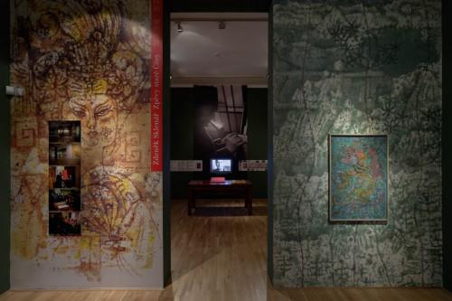 Výstava | Zdeněk Sklenář – Zpěvy staré Číny | 29. 5. –  31. 8. 2009 | (5.12. 17 06:49:43)