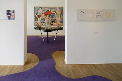 Exhibition   Josef and Josef Kaplicky   19. 3. –  2. 5. 2009   (5.12. 17 06:54:25)