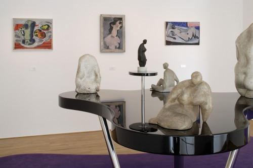 Exhibition   Josef and Josef Kaplicky   19. 3. –  2. 5. 2009   (5.12. 17 06:54:31)
