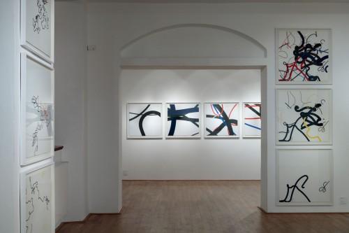 Výstava | Zdeněk Sýkora – Z edice Galerie Éditions Média a Galerie Zdeněk Sklenář | 16. 8. –  1. 11. 2008 | (5.12. 17 07:17:30)