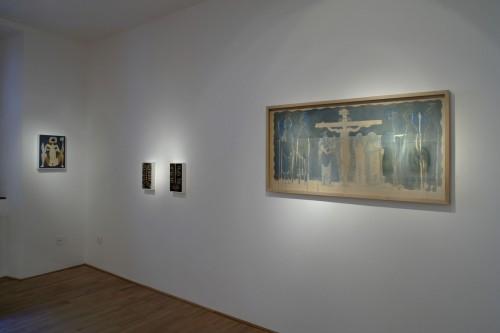 Výstava | Václav Boštík – Nedělitelné | 18. 6. –  26. 7. 2008 | (5.12. 17 19:09:19)