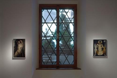 Výstava | Václav Boštík – Nedělitelné | 18. 6. –  26. 7. 2008 | (5.12. 17 19:09:09)