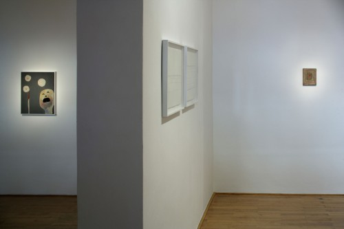 Výstava | Václav Boštík – Nedělitelné | 18. 6. –  26. 7. 2008 | (5.12. 17 19:09:13)