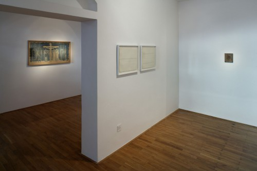 Výstava | Václav Boštík – Nedělitelné | 18. 6. –  26. 7. 2008 | (5.12. 17 19:08:58)
