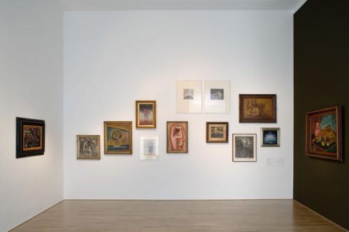 Exhibition | Remembering Otakar Štorch-Marien's Aventine Mansard | 7. 11. –  8. 12. 2007 | (8.12. 17 18:15:37)