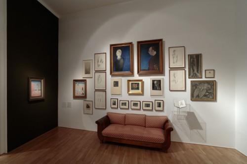 Exhibition | Remembering Otakar Štorch-Marien's Aventine Mansard | 7. 11. –  8. 12. 2007 | (8.12. 17 18:16:23)