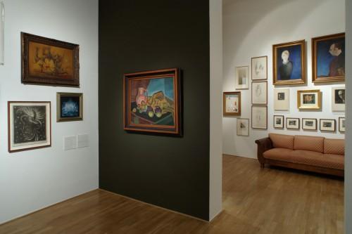 Výstava | Vzpomínka na Aventinskou mansardu Otakara Štorcha-Mariena | 7. 11. –  8. 12. 2007 | (8.12. 17 18:16:33)