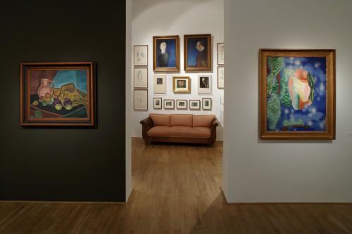 Výstava | Vzpomínka na Aventinskou mansardu Otakara Štorcha-Mariena | 7. 11. –  8. 12. 2007 | (8.12. 17 18:16:36)