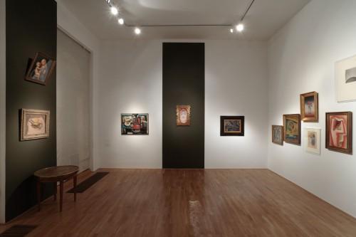 Exhibition | Remembering Otakar Štorch-Marien's Aventine Mansard | 7. 11. –  8. 12. 2007 | (8.12. 17 18:16:31)