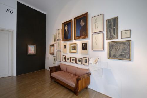 Výstava | Vzpomínka na Aventinskou mansardu Otakara Štorcha-Mariena | 7. 11. –  8. 12. 2007 | (8.12. 17 18:15:41)