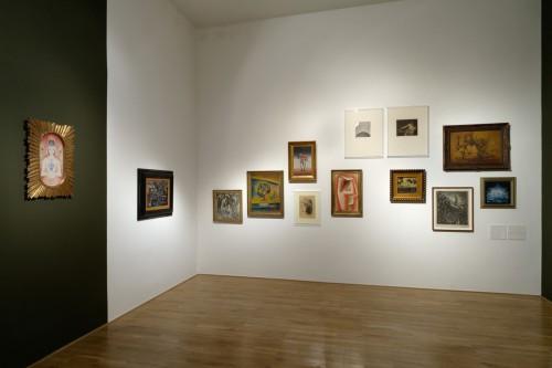 Exhibition | Remembering Otakar Štorch-Marien's Aventine Mansard | 7. 11. –  8. 12. 2007 | (8.12. 17 18:16:26)