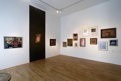 Výstava | Vzpomínka na Aventinskou mansardu Otakara Štorcha-Mariena | 7. 11. –  8. 12. 2007 | (8.12. 17 18:15:39)
