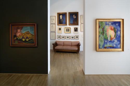 Výstava | Vzpomínka na Aventinskou mansardu Otakara Štorcha-Mariena | 7. 11. –  8. 12. 2007 | (8.12. 17 18:16:28)