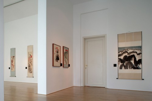 Výstava | Čchi Paj-š´ a jeho slavní žáci | 17. 10. 2007 –  3. 11. 2017 | (8.12. 17 18:19:11)