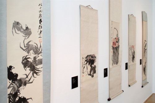 Exhibition | Qi Baishi and His Famous Students | 17. 10. 2007 –  3. 11. 2017 | (8.12. 17 18:19:49)
