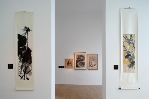 Exhibition | Qi Baishi and His Famous Students | 17. 10. 2007 –  3. 11. 2017 | (8.12. 17 18:19:44)