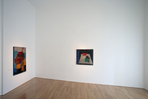 Výstava | Milan Grygar – Obrazy 1959–1963 (8.12. 17 18:22:42)