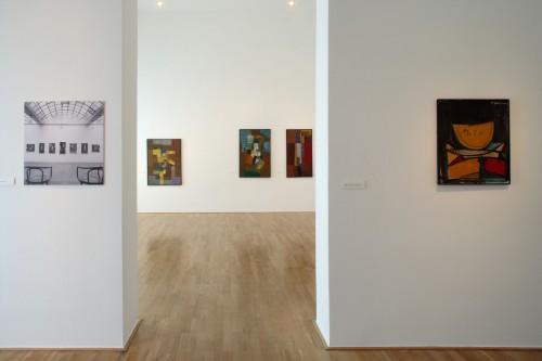 Výstava | Milan Grygar – Obrazy 1959–1963 (8.12. 17 18:22:44)