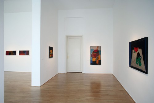 Exhibition | Milan Grygar: Paintings 1959–1963 | 21. 9. –  13. 10. 2007 | (8.12. 17 18:22:46)