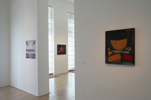 Výstava | Milan Grygar – Obrazy 1959–1963 (8.12. 17 18:22:51)