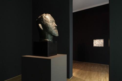 Výstava | Alberto Giacometti, Jean Dubuffet, Joseph Beuys a Thomas M. Messer | 7. 9. –  9. 9. 2007 | (8.12. 17 18:25:49)