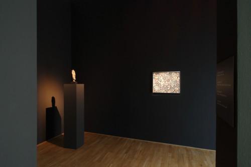Výstava | Alberto Giacometti, Jean Dubuffet, Joseph Beuys a Thomas M. Messer | 7. 9. –  9. 9. 2007 | (8.12. 17 18:25:22)