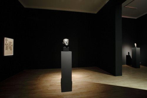 Výstava | Alberto Giacometti, Jean Dubuffet, Joseph Beuys a Thomas M. Messer | 7. 9. –  9. 9. 2007 | (8.12. 17 18:25:51)