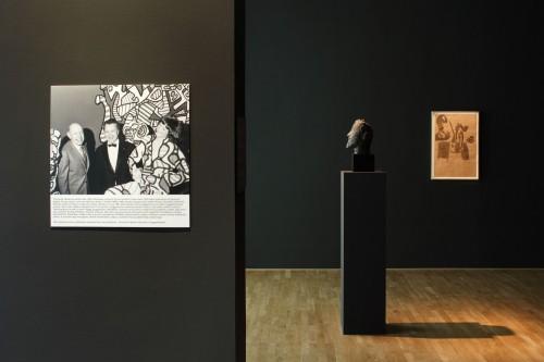Výstava | Alberto Giacometti, Jean Dubuffet, Joseph Beuys a Thomas M. Messer | 7. 9. –  9. 9. 2007 | (8.12. 17 18:25:23)