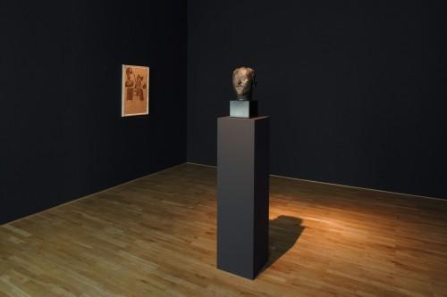 Výstava | Alberto Giacometti, Jean Dubuffet, Joseph Beuys a Thomas M. Messer | 7. 9. –  9. 9. 2007 | (8.12. 17 18:25:53)