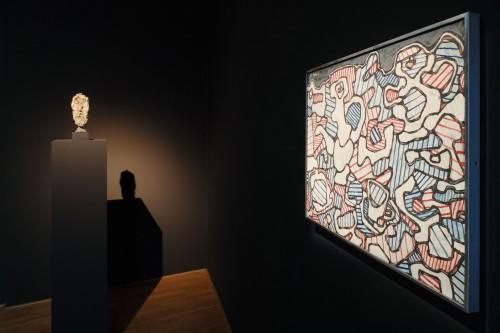 Výstava | Alberto Giacometti, Jean Dubuffet, Joseph Beuys a Thomas M. Messer | 7. 9. –  9. 9. 2007 | (8.12. 17 18:25:55)