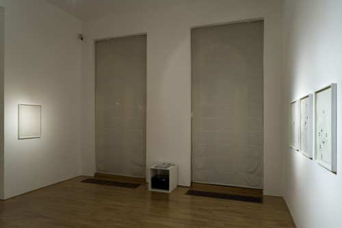 Exhibition | Milan Grygar: Acoustic Drawings and Scores | 1. 11. –  2. 12. 2006 | (8.12. 17 18:41:02)