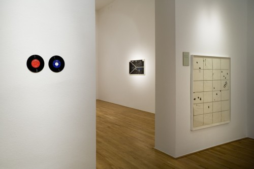 Exhibition | Milan Grygar: Acoustic Drawings and Scores | 1. 11. –  2. 12. 2006 | (8.12. 17 18:40:12)
