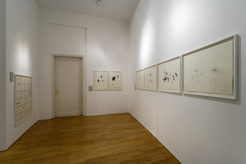 Exhibition | Milan Grygar: Acoustic Drawings and Scores | 1. 11. –  2. 12. 2006 | (8.12. 17 18:40:21)