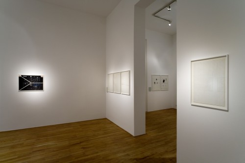 Exhibition | Milan Grygar: Acoustic Drawings and Scores | 1. 11. –  2. 12. 2006 | (8.12. 17 18:41:00)