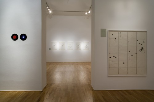 Exhibition | Milan Grygar: Acoustic Drawings and Scores | 1. 11. –  2. 12. 2006 | (8.12. 17 18:40:10)