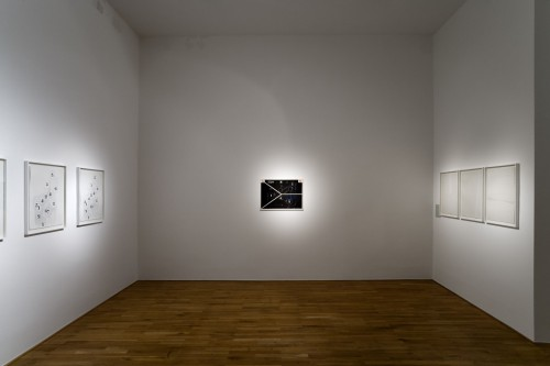 Exhibition | Milan Grygar: Acoustic Drawings and Scores | 1. 11. –  2. 12. 2006 | (8.12. 17 18:40:57)