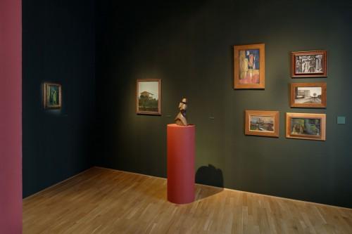 Výstava | 8 x 3 = 24 nebo 42 | 29. 9. –  5. 11. 2005 | (8.12. 17 19:15:24)