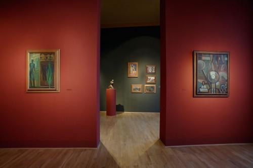 Výstava | 8 x 3 = 24 nebo 42 | 29. 9. –  5. 11. 2005 | (8.12. 17 19:15:27)