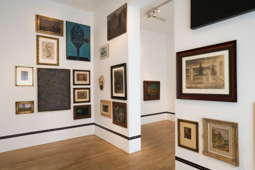 Výstava | Slavní čeští Mistři v instalaci Federico Díaze (8.12. 17 19:19:34)