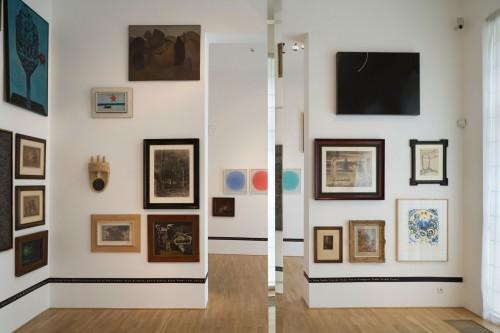 Výstava | Slavní čeští Mistři v instalaci Federico Díaze (8.12. 17 19:19:30)