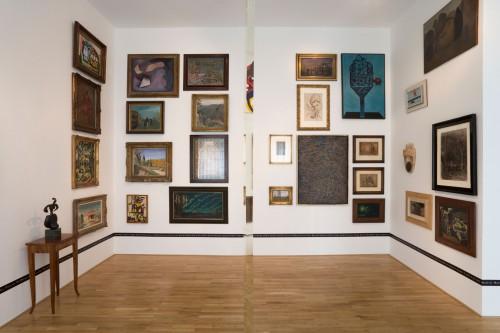Výstava | Slavní čeští Mistři v instalaci Federico Díaze (8.12. 17 19:19:38)