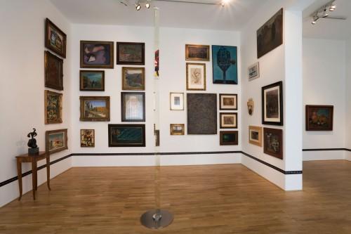 Výstava | Slavní čeští Mistři v instalaci Federico Díaze (8.12. 17 19:19:35)