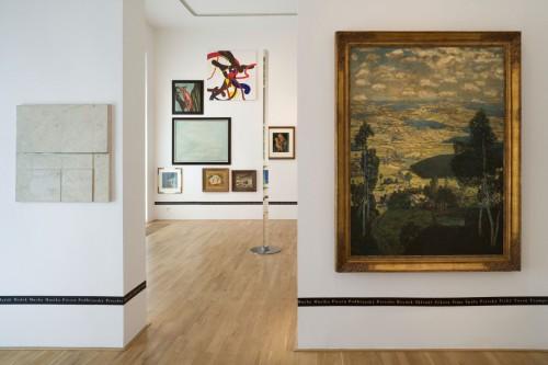 Výstava | Slavní čeští Mistři v instalaci Federico Díaze (8.12. 17 19:18:54)