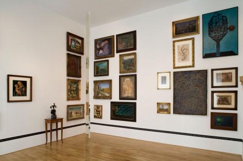 Výstava | Slavní čeští Mistři v instalaci Federico Díaze (8.12. 17 19:19:17)