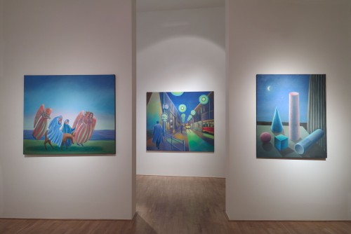 Exhibition | Střížek | 22. 9. –  30. 10. 2004 | (8.12. 17 19:27:15)